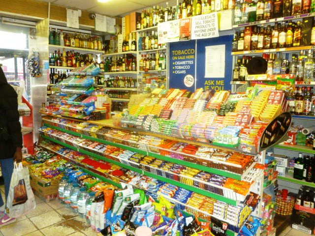 Self Service Convenience Store, Counter News, Confectionery, Tobacco, Full Free off Licence for sale in Finsbury Park, North London for sale