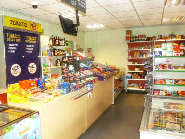 Modern Semi-detached Village Self Service Convenience Store, Counter News (Not Direct Supplies), Confectionery, Tobacco, Full Free off Licence for sale in Newbury for sale