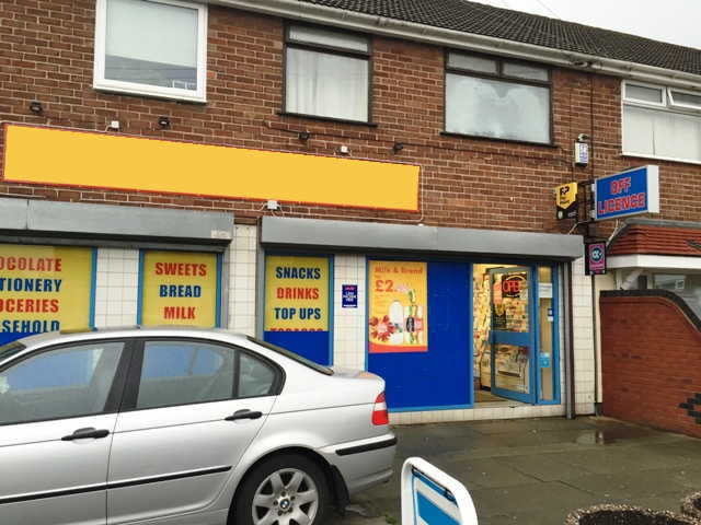 Convenience Store and Off Licence in Merseyside For Sale