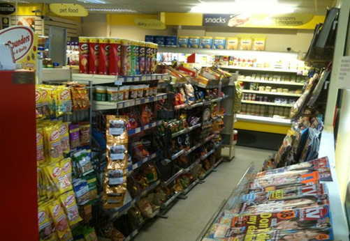 Self Service Convenience Store, Counter News, Confectionery, Tobacco, Full Free off Licence Plus On Line National Lottery for sale in Essex for sale