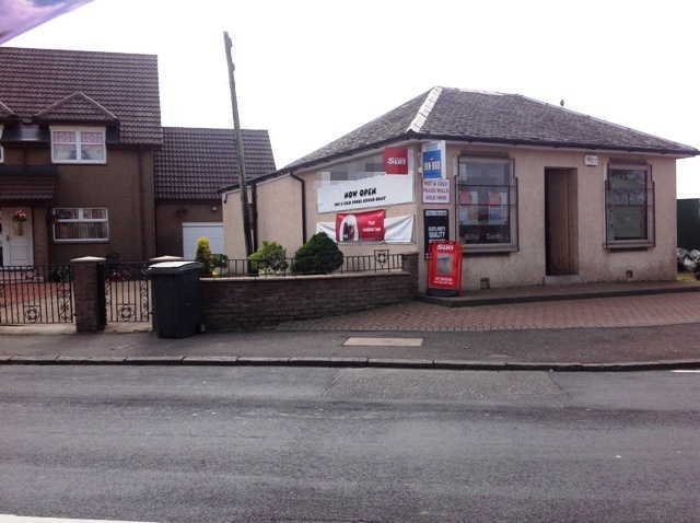 General Store and Off Licence in Scotland For Sale