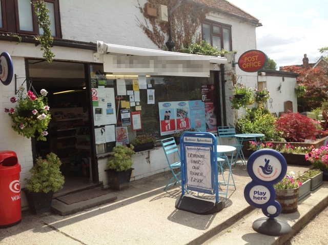 Newsagent, Off Licence with Community Post Office in Hampshire For Sale