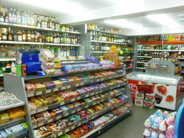 Well Fitted Self Service Convenience Store, Full Free off Licence for sale in East London for sale