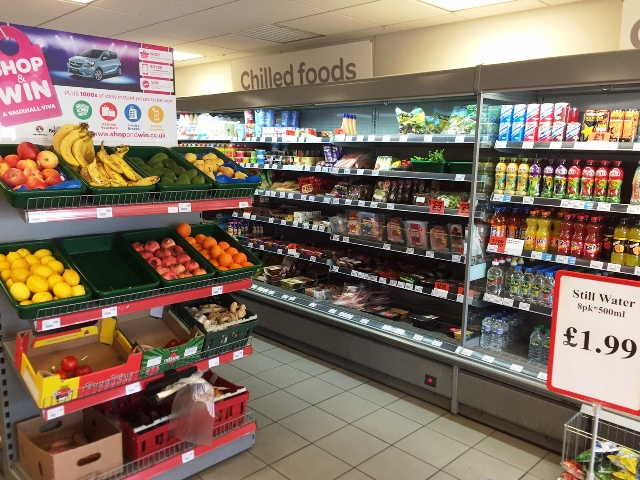 Self Service Convenience Store, Counter News, Confectionery, Tobacco, Full Free off Licence Plus On Line National Lottery for sale in West London for sale