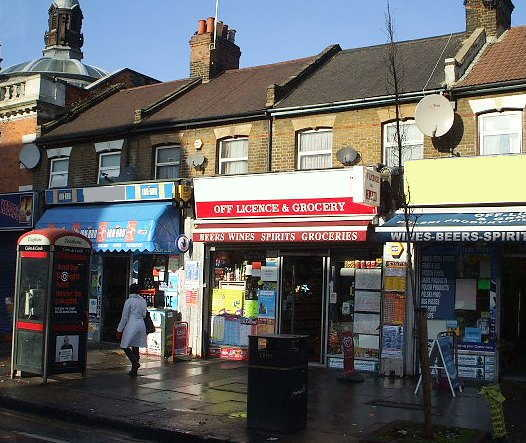Supermarket and Off Licence in East London For Sale
