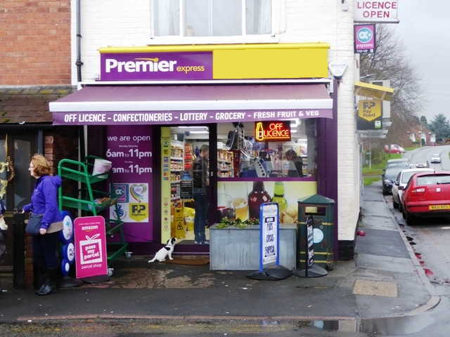 Convenience Store and Off Licence in Herefordshire For Sale