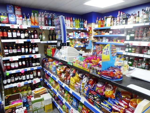 Convenience Store, Newsagent and Off Licence in Bridgend For Sale
