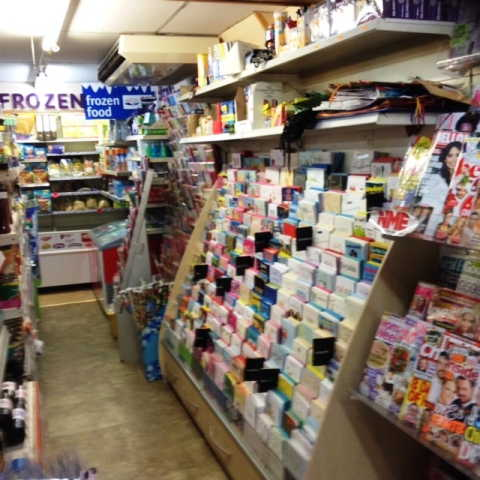 Supermarket, Newsagent and Off Licence in Somerset For Sale