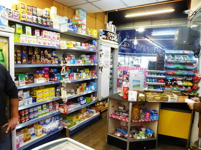 Convenience Store and Fruit & Greens Shop in South Kensington For Sale