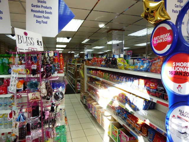 Supermarket, Newsagent and Off Licence in Birmingham For Sale