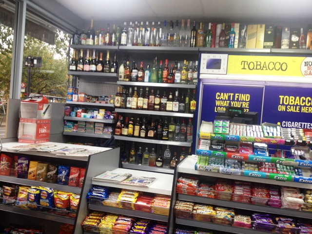 Convenience Store with Off Licence in Shepherds Bush For Sale