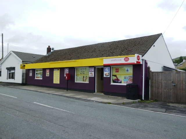 Convenience Store, Newsagent, Off Licence and Post Office. in South Wales For Sale