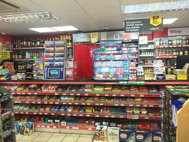 Supermarket in Prescot For Sale