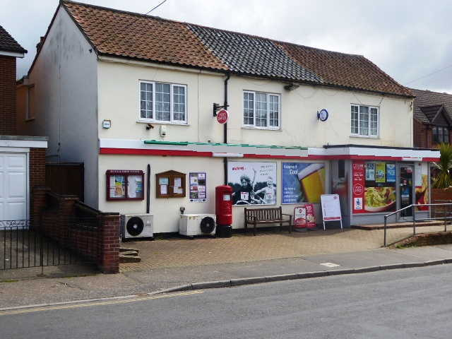 Convenience Store and Post Office Local in Norfolk for sale