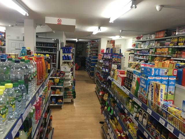 Convenience Store and Off Licence in Basingstoke For Sale