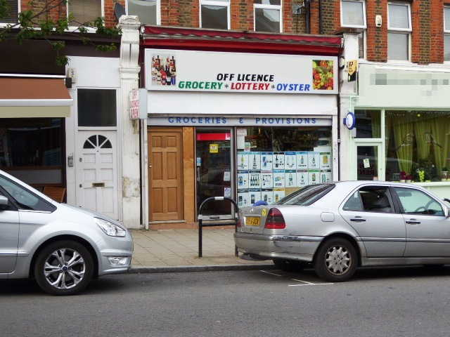 General Store and Off Licence in South London for sale