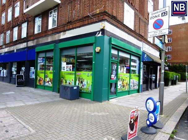 Newsagent and Off Licence in South London For Sale