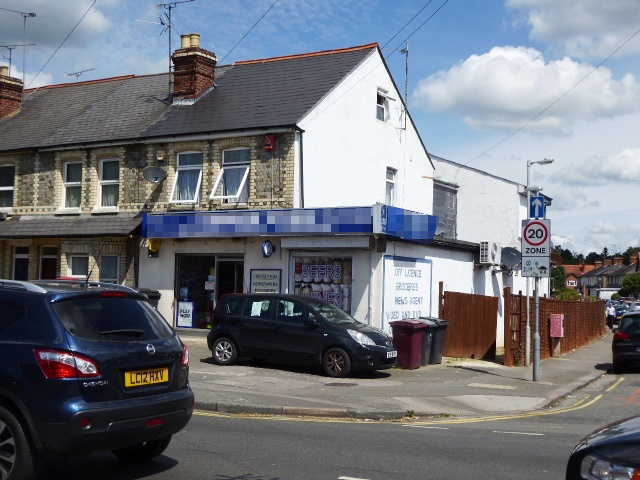 Convenience Store and Off Licence in Berkshire For Sale