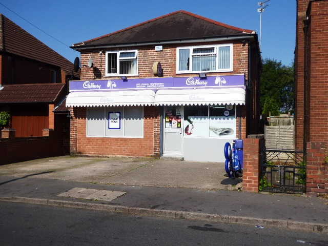 Convenience Store, Newsagent and Off Licence in West Midlands For Sale