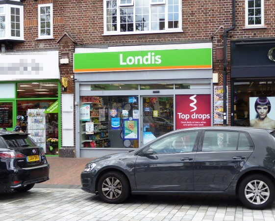Convenience Store with Off Licence in Surrey for sale