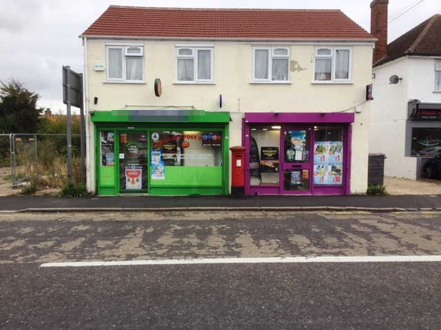 Convenience Store and Post Office in Essex For Sale