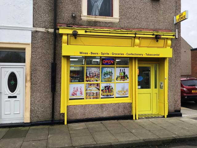 Convenience Store and Off Licence in Tyne and Wear For Sale