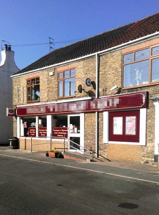 Convenience Store and Post Office in East Yorkshire For Sale