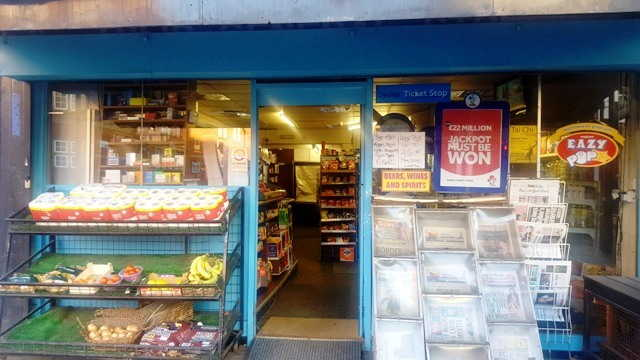 General Store in North London For Sale