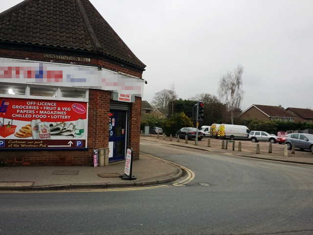 Convenience Store with Off Licence in Norfolk For Sale