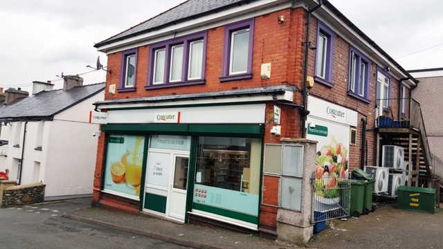 Supermarket in North Wales For Sale