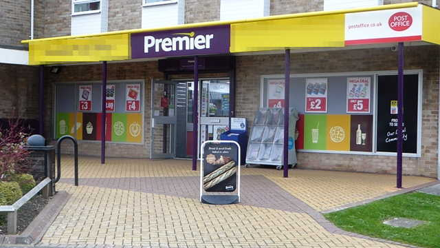 Supermarket, Off Licence and Post Office Local in Hampshire For Sale