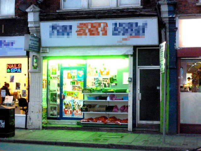 General Store in South London For Sale