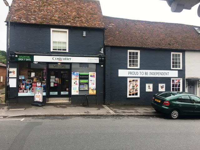Supermarket in Wiltshire For Sale