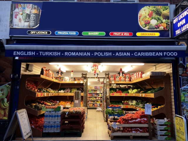 Convenience, General Store and Off Licence in East London For Sale