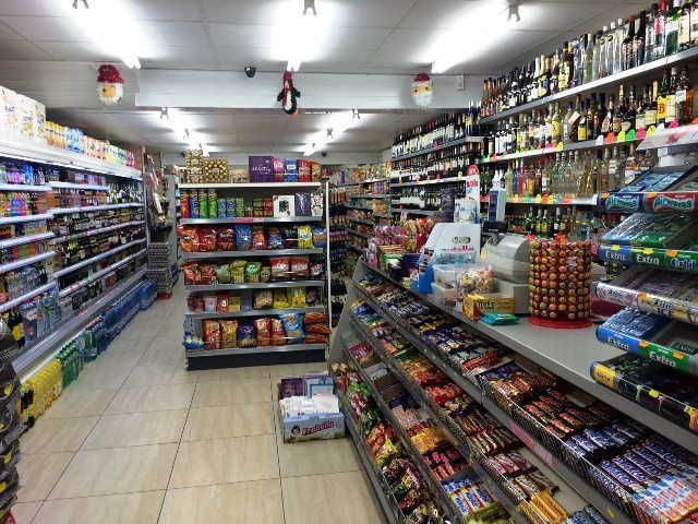 Convenience, General Store and Off Licence in Treharris For Sale