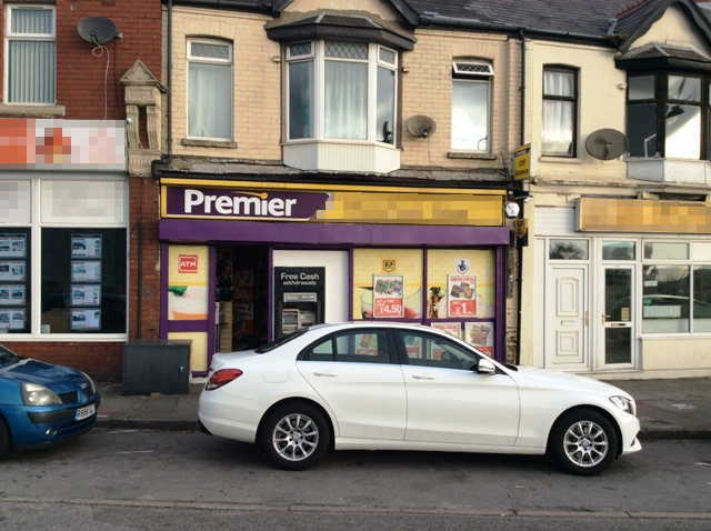 General Store with Off Licence in South Wales For Sale