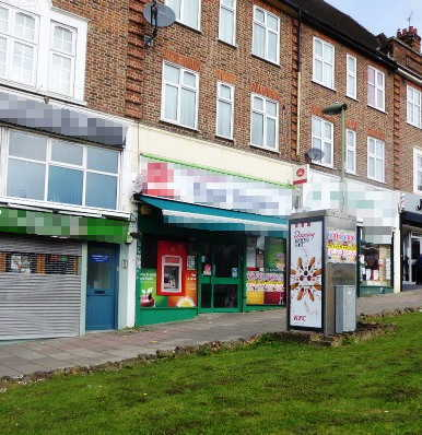 Convenience Store with Post Office in North London For Sale
