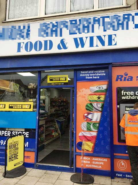 Convenience Store and Off Licence in Middlesex For Sale