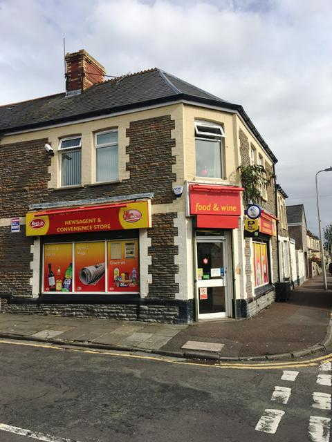 Supermarket, Newsagent and Off Licence in South Wales For Sale