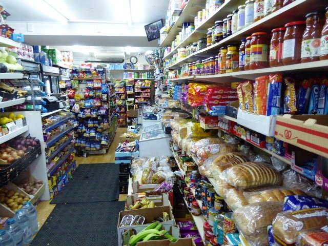 Convenience Store and Fruit & Greens Shop in Croydon For Sale