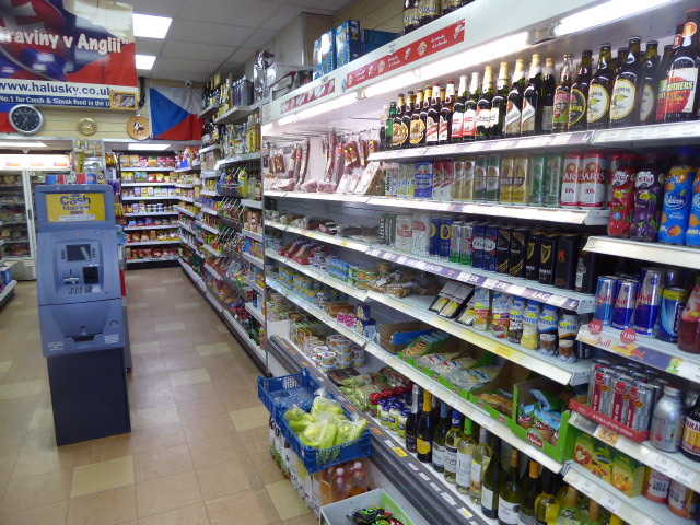 Convenience Store, Newsagent and Off Licence in South London for Sale