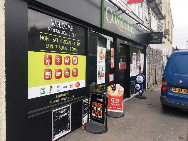 Convenience Store with Post Office in Kent For Sale