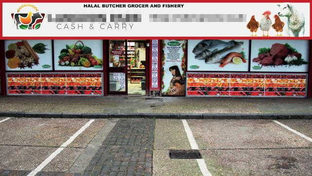 Convenience Store and Butchers in East London For Sale