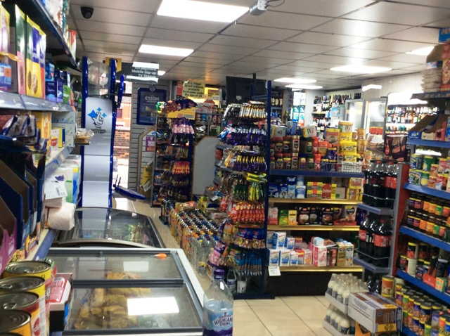 Supermarket in Staffordshire For Sale