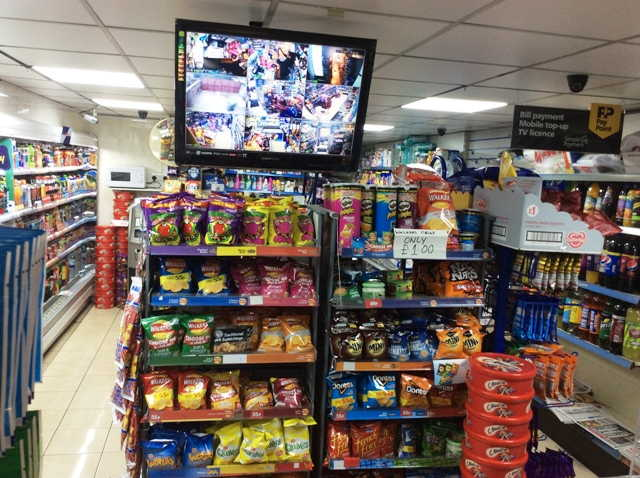 Supermarket in Staffordshire For Sale for Sale