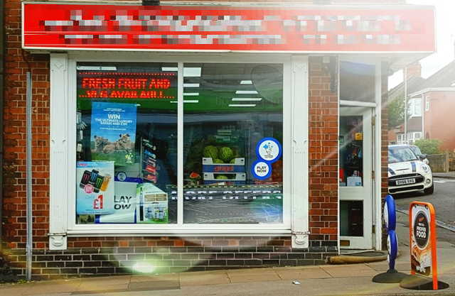 Convenience Store and Off Licence in Staffordshire For Sale