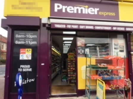 Supermarket in East London For Sale