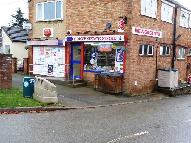Convenience Store with Post Office in Northamptonshire For Sale