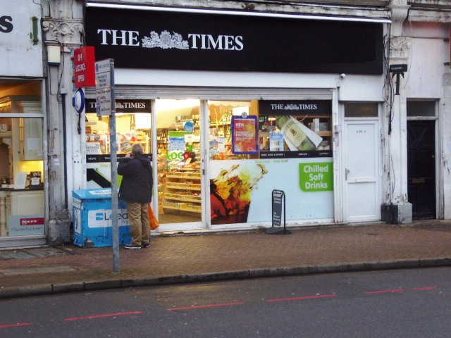 Supermarket in Kent For Sale