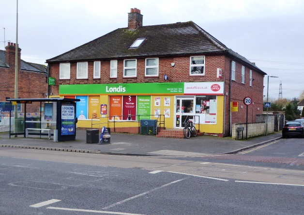 Convenience Store & Post Office in Oxfordshire For Sale